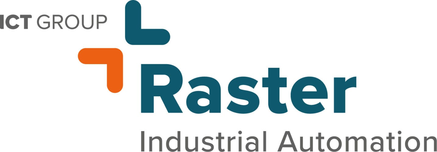 Raster industrial automation logo